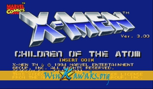 X-Men: Children of the Atom (Euro 950331)