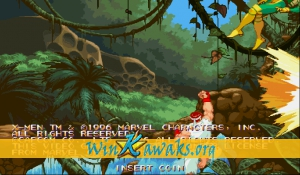 X-Men Vs. Street Fighter (Euro 960910) Screenshot